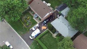 Trois personnes ont été retrouvées sans vie à Scarborough mercredi après-midi.