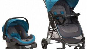 Des risques pour les bébés dans des poussettes Step n Go