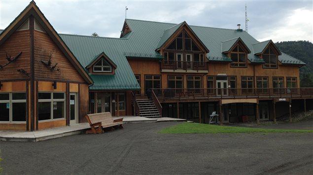 Centre de ski Pin rouge