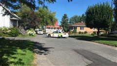 Un homme tué par balle lors d'une intervention policière près de Drummondville