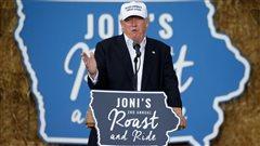 Trump expulserait les étrangers à l'expiration de leur visa