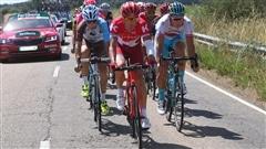 Lagutin au sommet, Quintana nouveau leader à la Vuelta