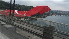 Depuis le coup d'État avorté, les Turcs sont de plus en plus divisés