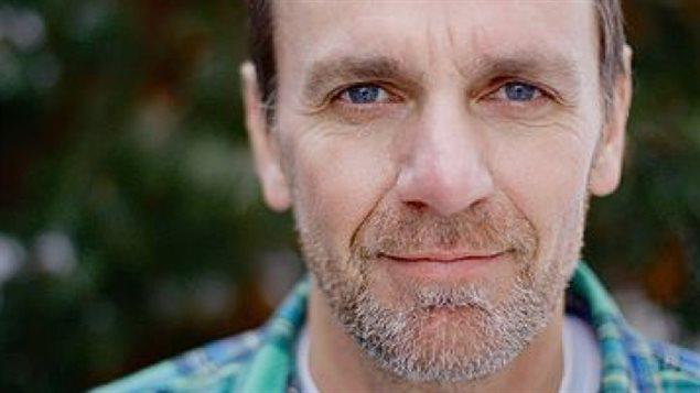 L'écrivain, naturaliste et activiste Trevor Herriot