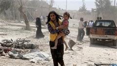 L'offensive de la Turquie en Syrie fait des morts parmi les civils