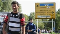 L'Allemagne attend 300000 demandeurs d'asile en 2016