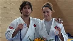 Deux Canadiens médaillés à la Coupe européenne de judo