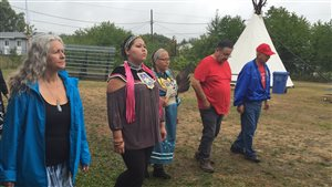 Le Pow wow de Timiskaming First Nation sous la thématique «Honorons l'importance de l'eau»