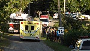 Le corps d'un homme de 51 a été repêché dans dans le Lac Lamarre
