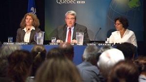 Séance publique du BAPE à Montréal sur le Réseau électrique métropolitain