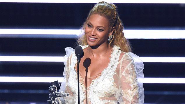 Beyoncé aux MTV Video Music Awards