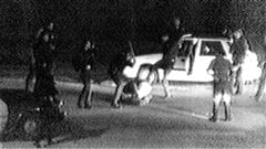 L'affaire Rodney King ébranle les États-Unis