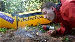 10 jours de survie au Yukon de Frédéric Dion:«J'ai mangé des fourmis, des sauterelles»