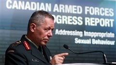 L'armée canadienne a sévi dans 30 cas d'inconduite sexuelle depuis avril