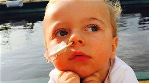 Maladie de Krabbe : la détermination d'une mère inspire les scientifiques