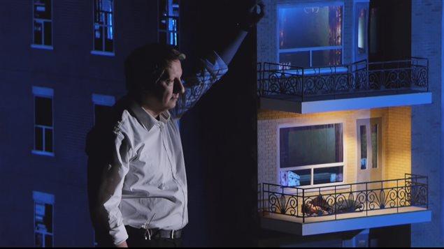 La pièce 887 de Robert Lepage sera présentée à Québec à compter du 13 septembre.