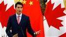Espionnage : un dossier épineux pour Trudeau en Chine