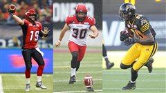 Mitchell, Paredes et Toliver, joueurs du mois dans la LCF