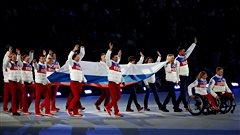 Jeux paralympiques : la Cour suprême suisse rejette l'appel de la Russie