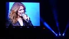 Céline Dion termine sa tournée à Trois-Rivières