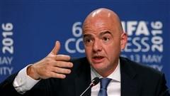 Gianni Infantino touchera 1,5 M de francs suisses comme président de la FIFA