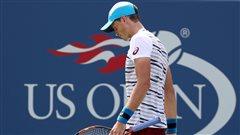 Pospisil perd; Djokovic au 3e tour