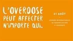 Journée internationale de sensibilisation aux surdoses