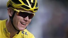 Victoire au sommet pour Froome à la Vuelta