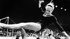 L'ancienne gymnaste Vera Caslavska n'est plus