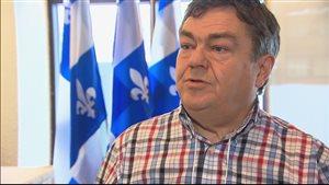 Paul Crête, vice-président de l'exécutif national du Parti québécois
