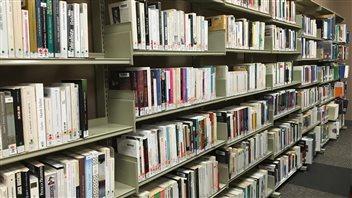 Plus de livres en français dans les bibliothèques de Windsor