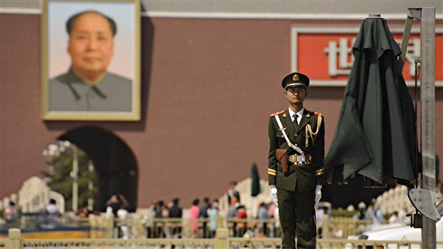 Image tournée à Pékin, en Chine