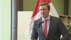 Le premier ministre du N.-B. Brian Gallant est en mission commerciale au Japon