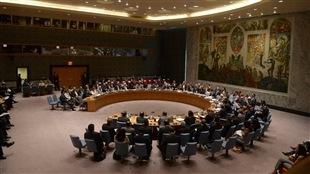 Le Conseil de sécurité de l'ONU © AFP/EMMANUEL DUNAND
