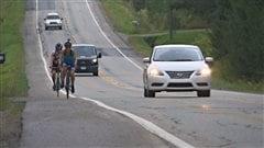 Des actions pour protéger les cyclistes