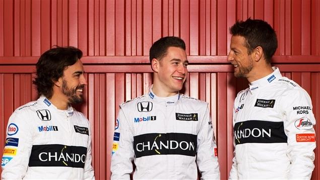 Alonso fait les louanges de Vandoorne