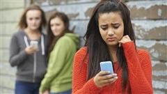 Une application pour téléphones intelligents pour contrer l'intimidation