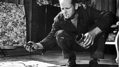 Jackson Pollock, maître de l'expressionnisme abstrait