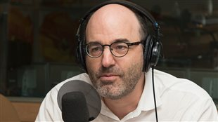 Le philosophe Alain Deneault