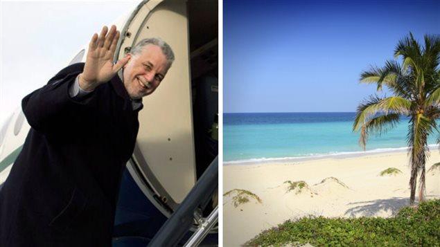 Le premier ministre du Québec, Philippe Couillard, sera en mission économique à Cuba du 12 au 14 septembre.