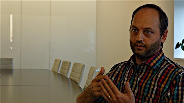 Sébastien Corriveau est spécialiste en sécurité des infrastructures des technologies de l'information chez Sherweb