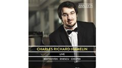 Charles Richard-Hamelin : l'art de renouveler Beethoven, Enescu et Chopin