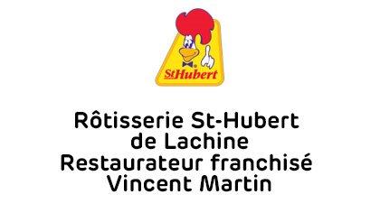 Rôtisserie St-Hubert de Lachine - Restaurateur franchisé Vincent Martin