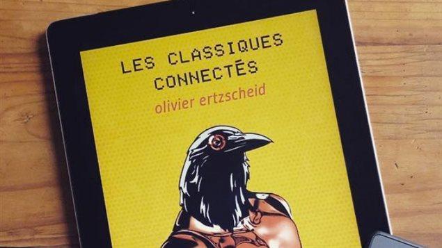 Classiques connectés, d'Olivier Ertzschied, aux éditions Publie.net