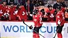 Coupe du monde : une confiance tranquille pour la finale Canada-Europe