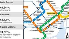 Découvrir les 68 stations de métro de Montréal autrement