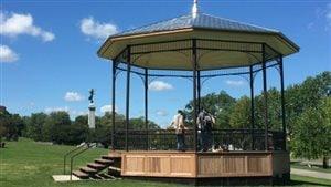 Le pavillon Mordecai-Richler est ouvert au public.