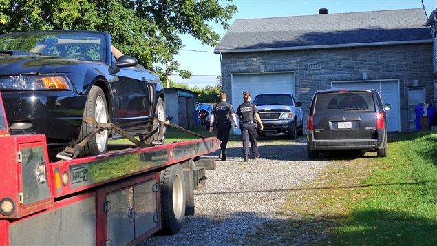 Opération policière mardi matin, 10 arrestations prévues — Stupéfiants