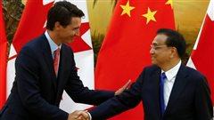 Vers un accord de libre-échange avec la Chine?