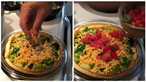 Ajouter les tomates